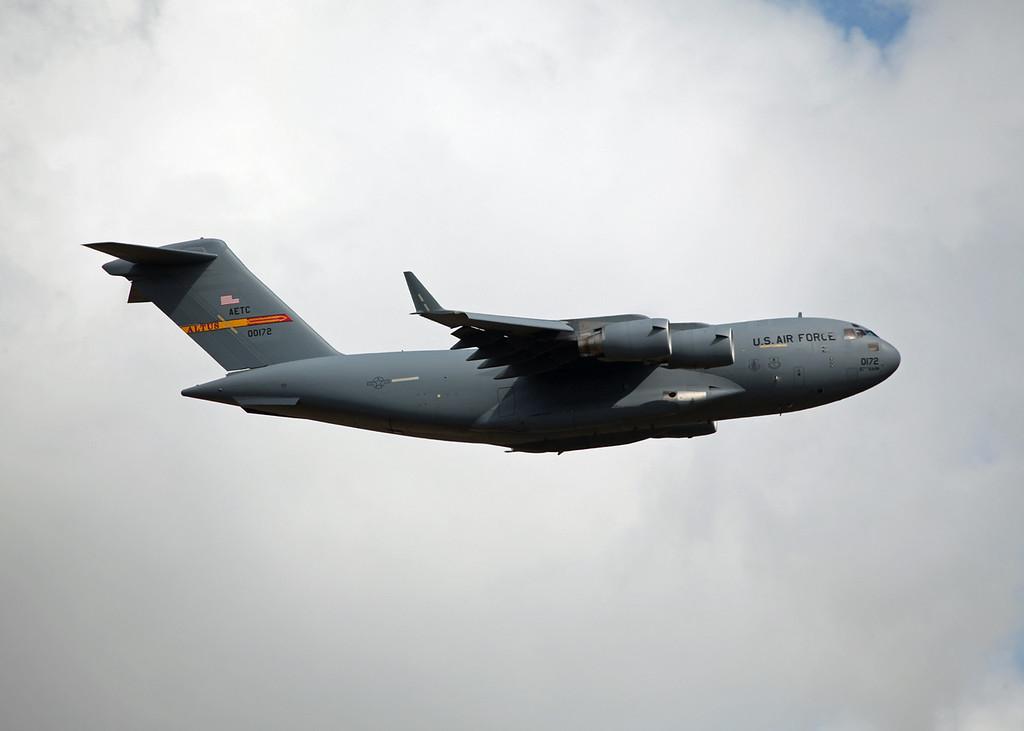 00-0172 Boeing C-17A Globemaster III (RAF Faiford) United States Air Force [RIAT 2010]