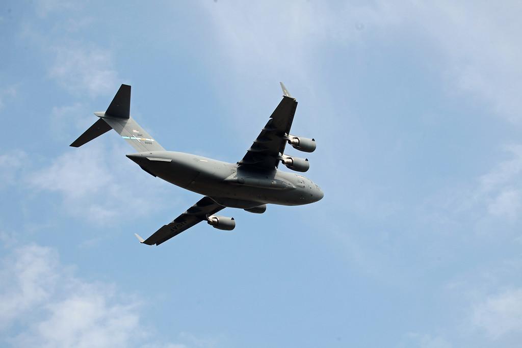 66166 Boeing C17 Globemaster (RAF Waddington) USAF Air Mobility Command - Dover AFB [1]