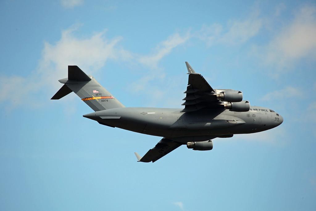 00-0172 Boeing C-17A Globemaster III (RAF Faiford) United States Air Force [RIAT 2010] edit