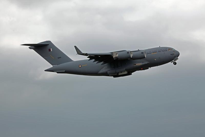 MAA Boeing C-17A Globemaster III Qatar Emiri Air Force