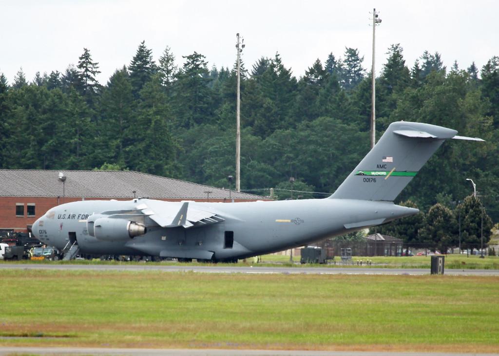 0-0176 Boeing C-17 Globemaster III (McChord AFB, WA) United States Air Force AMC