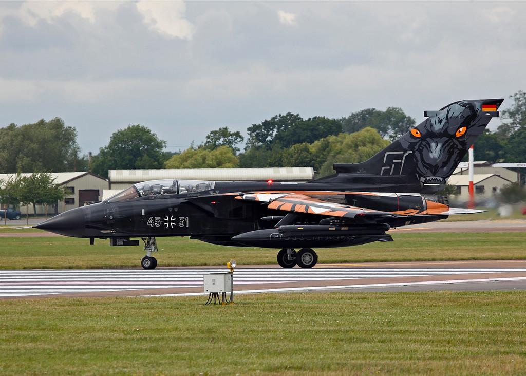 45 51 Panavia Tornado IDS (RAF Fairford) Luftwaffe [RIAT 2011]