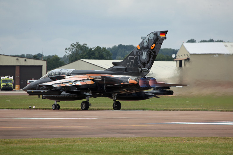 45 51 Panavia Tornado IDS (RAF Fairford) Luftwaffe [RIAT 2011] 2