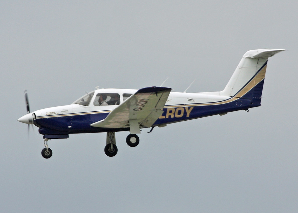 G-LROY Piper PA28RT-201T Turbo Arrow 4 (MAN) NSP LTD