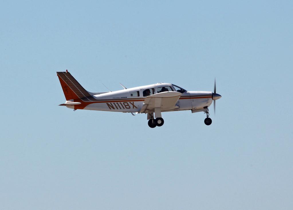 N1118X Piper PA-28R-200 (Sarasota international Airport) Dreyer Arthur J