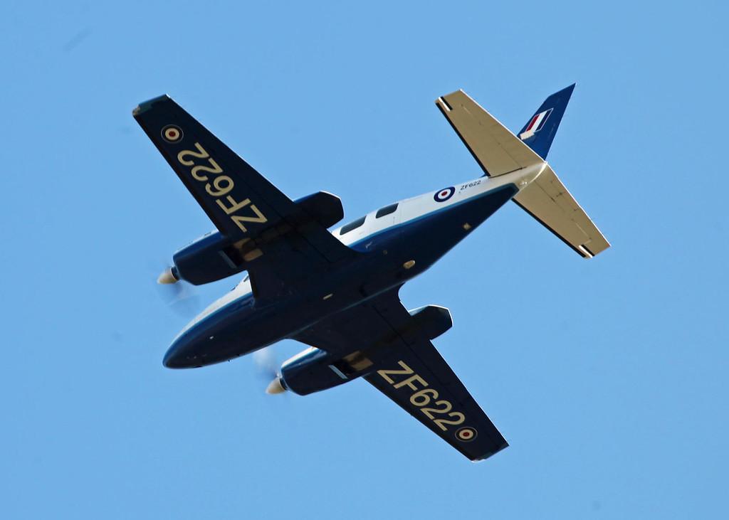 ZF622 Piper PA-31-350 Chieftain (RAF Brize Norton) QuinetiQ 3