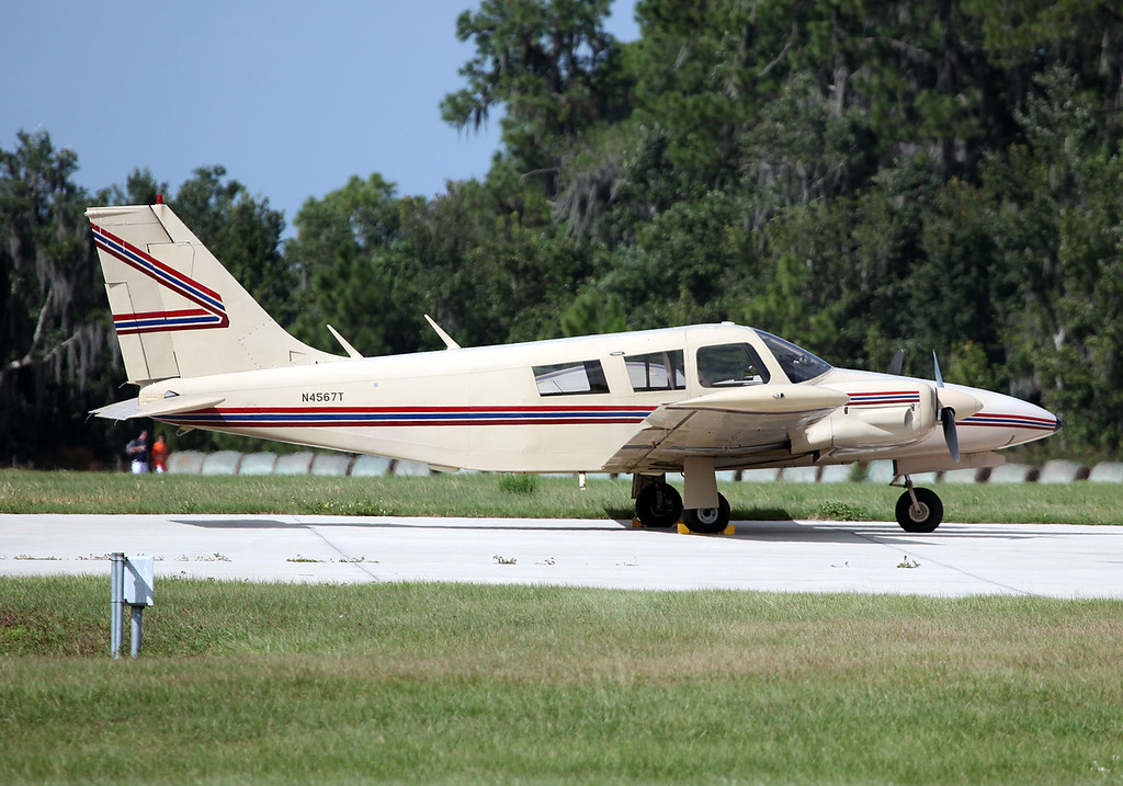 N4567T Piper PA-34-200 Seneca (FA-08 Fantasy of Flight) Gulf Air Aviation Inc