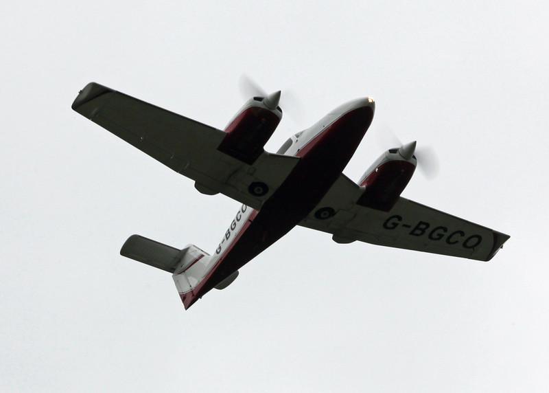 G-BGCO PIPER PA-44-180 (BAe Warton) BAe Systems (Flight Control)