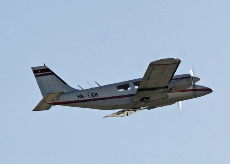 HB-LEM Piper PA-34-200 (Zurich) Air Safety