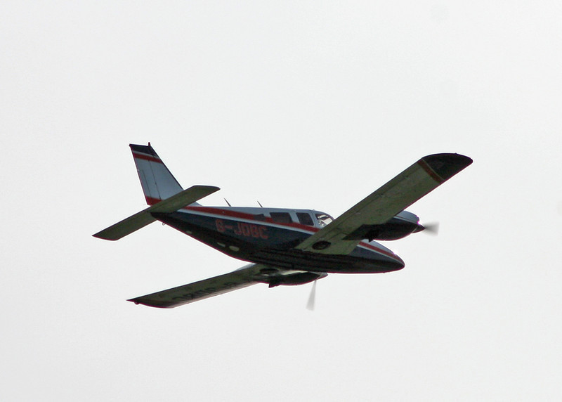 G-JDBC Piper PA34-220T Seneca (MAN) Bowdon Aviation