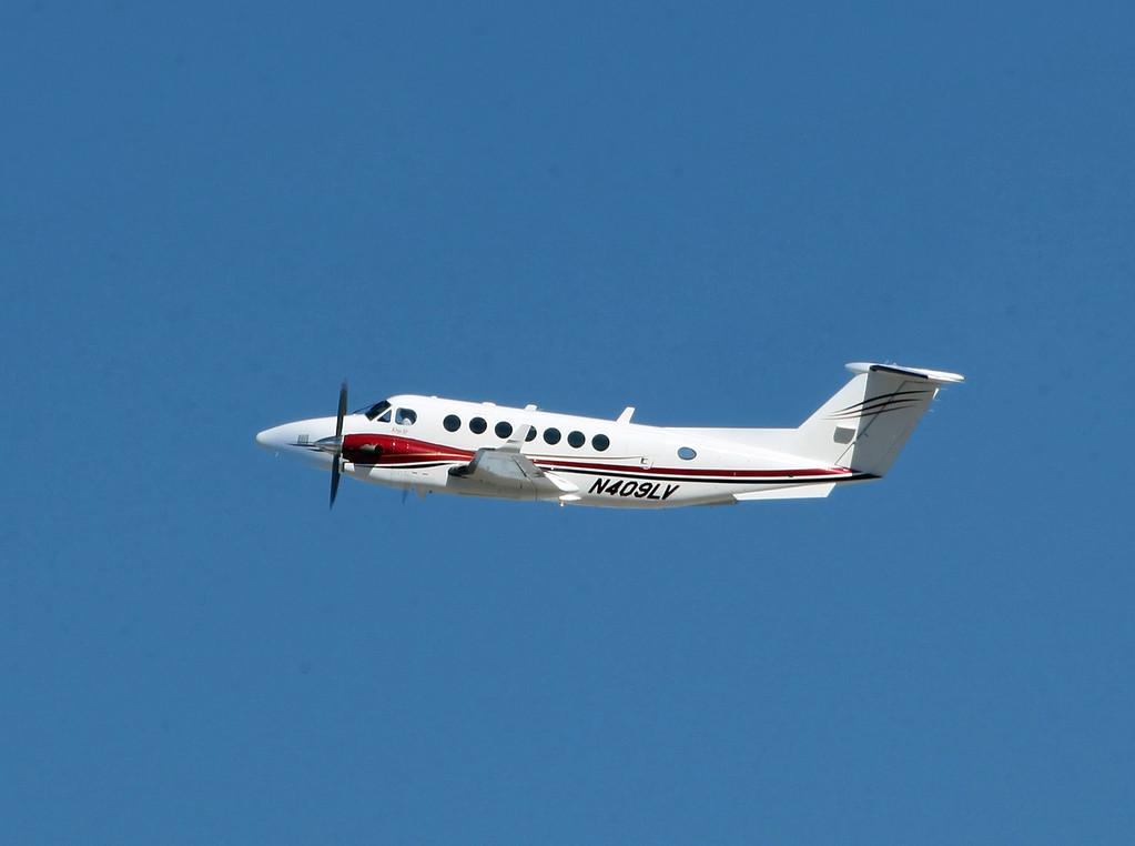 N409LV Raytheon B300  (LAS) ANDRMAR AIR LLC