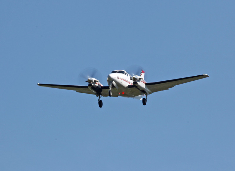 N722PM RAYTHEON C90GT (MAN) AIRCRAFT GUARANTY TITLE & TRUST LLC TRUSTEE (3)