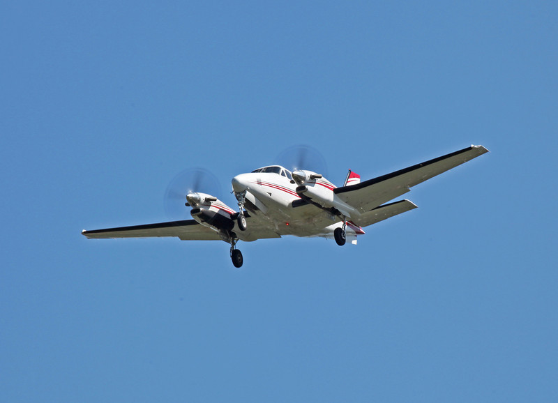N722PM RAYTHEON C90GT (MAN) AIRCRAFT GUARANTY TITLE & TRUST LLC TRUSTEE