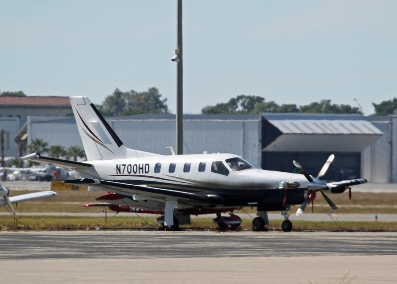 N700HD Socam TBM700 (SRQ) Private