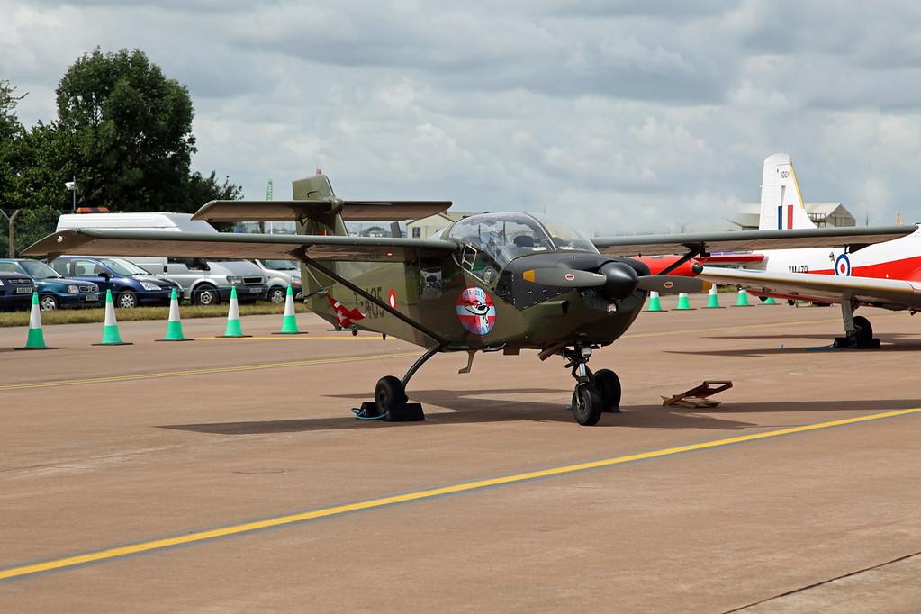 T-405 Saab MFI-17 Supporter (RAF Fairford) Royal Danish Air Force