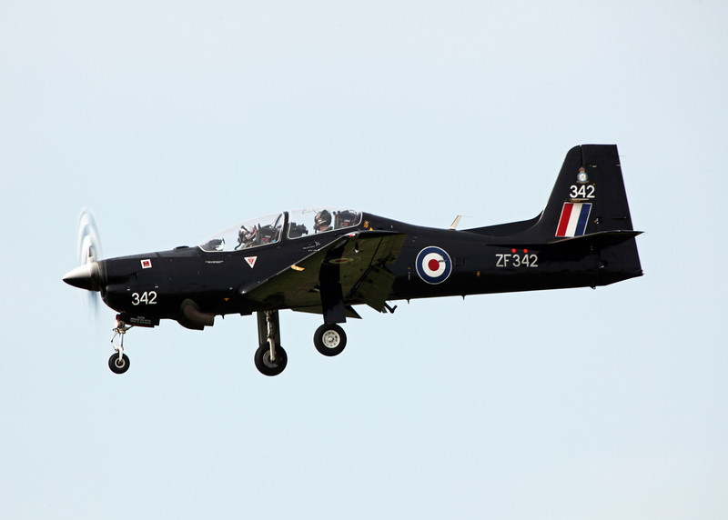 ZF342 Shorts 312 Tucano T1 (RAF Brize Norton) Royal Air Force
