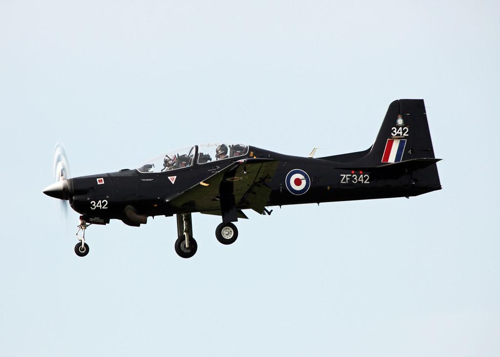 ZF342 Shorts 312 Tucano T1 (RAF Brize Norton) Royal Air Force