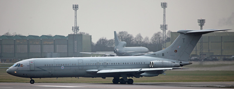 XV102 Vickers VC10 C 1K (RAF Brize Norton) Royal Air Force