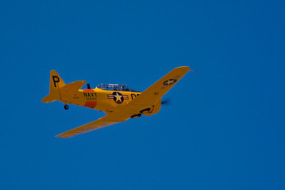 "North American Aviation T-6 / SNJ-4 Texan - ""Double Zero"""