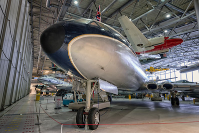 Aircraft on display in Museums