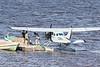 Bushland Cessna U-206E C-FBGB at Two Bay docks in Moosonee.p
