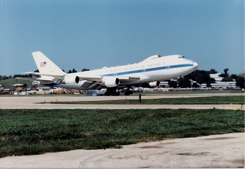 E-2 Looking Glass, Taken in Omaha, NE circa 1986