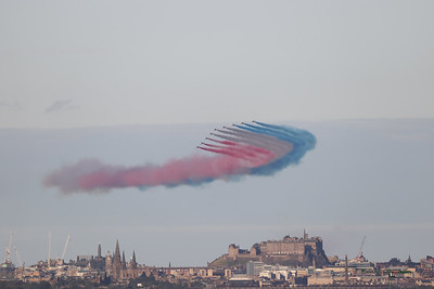 Red Arrows postponed VJ Day flypast 24th August 2020