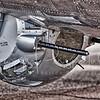 "Bottom ""Ball"" turret on a B-17."