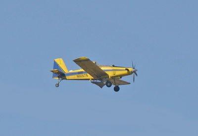 "Taken with my Bigma Lens. ""Crop Duster"""