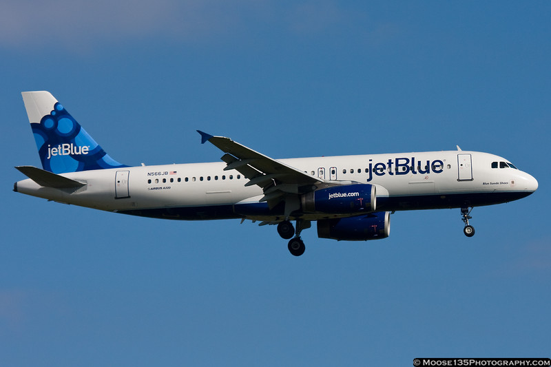 N566JB - Blue Suede Shoes / New Tail