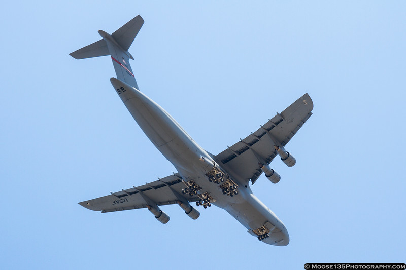 C-5A 68-0222 167th Airlift Wing, West Virginia Air National Guard, Martinsburg, VA