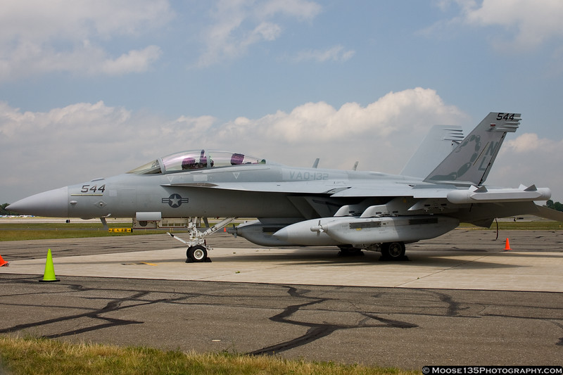 US Navy EF-18 Growler