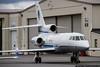 Tony Stewart's Falcon 50