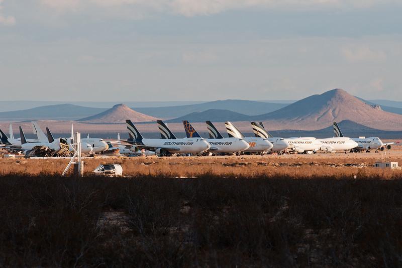 Mojave Airport, Ca.