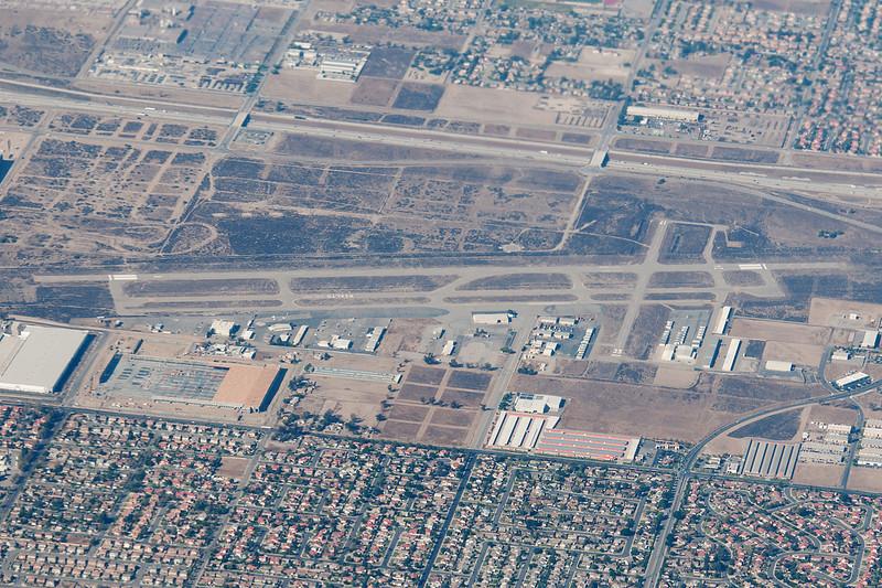 Rialto Municipal Airport, Ca.