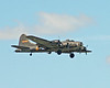 "B-17 The ""Memphis Belle"" on final approach to landing at Jabara Airport, Wichita, Kansas June 1, 2013."