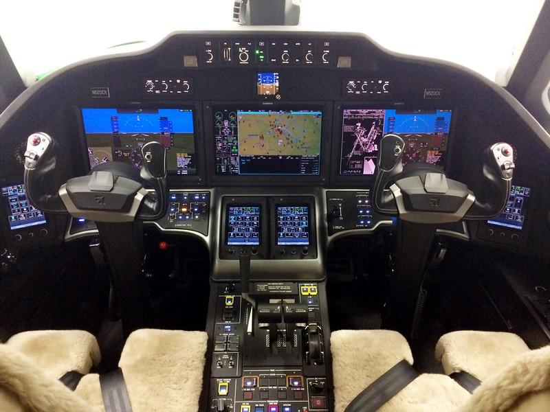 Sovereign + with Garmin G5000 avionics suite