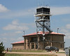 Smoky Hill bomb range control tower.