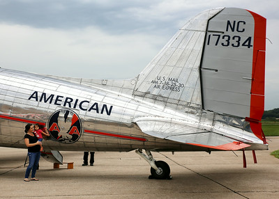 1937 American Airlines Flagship Detroit
