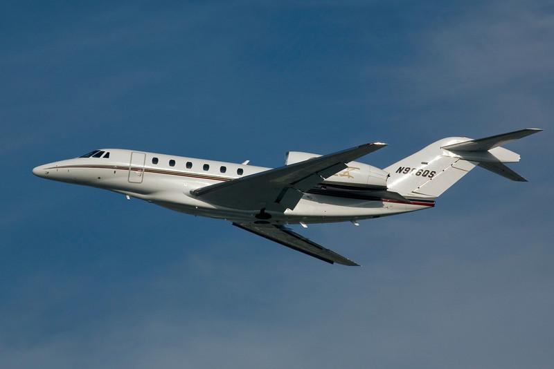 Cessna Citation X N986QS