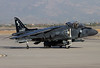 USA - Marines Boeing AV-8B Harrier II+  Phoenix (Chandler) - Mesa (Williams) Gateway (AFB) (AZA / IWA / KIWA) USA - Arizona, November 26, 2014 Reg: 165580 Code: WE-01 Cn: 317 Bossbird of VMA-214 Blacksheep