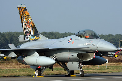 Norwegian Tiger Viper.