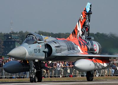 French Mirage 2000 Tigernator.