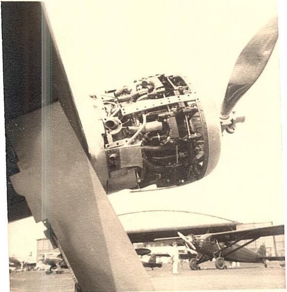 H-1 Racer  Engine