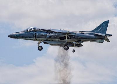 US Marine Corps AV-8B Harrier II