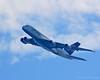 Lufthansa Airbus A-380 jumbo jet.