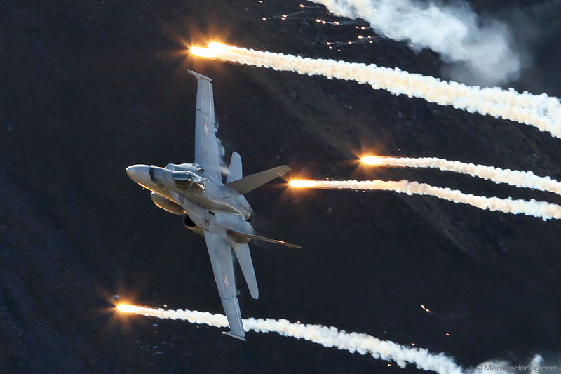 J-5016 F/A-18C Swiss Air Force @ Axalp Switzerland 14Oct10