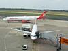 Dusseldorf Airport.