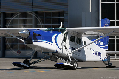 HB-FMH PC-6/B2-H4 #894 Scenic Air @ Bern Switzerland 18Mar05