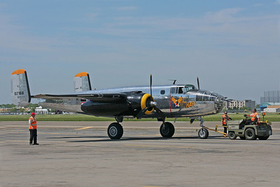 B-25 Mitchell, Flown by General Hap Arnold